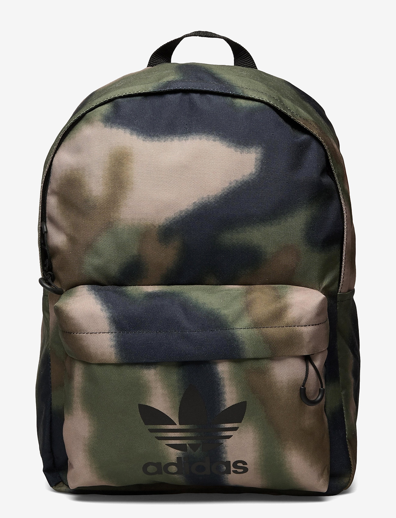 adidas Originals - Camo Classic Backpack - uutuudet - hemp/wilpin/black - 0