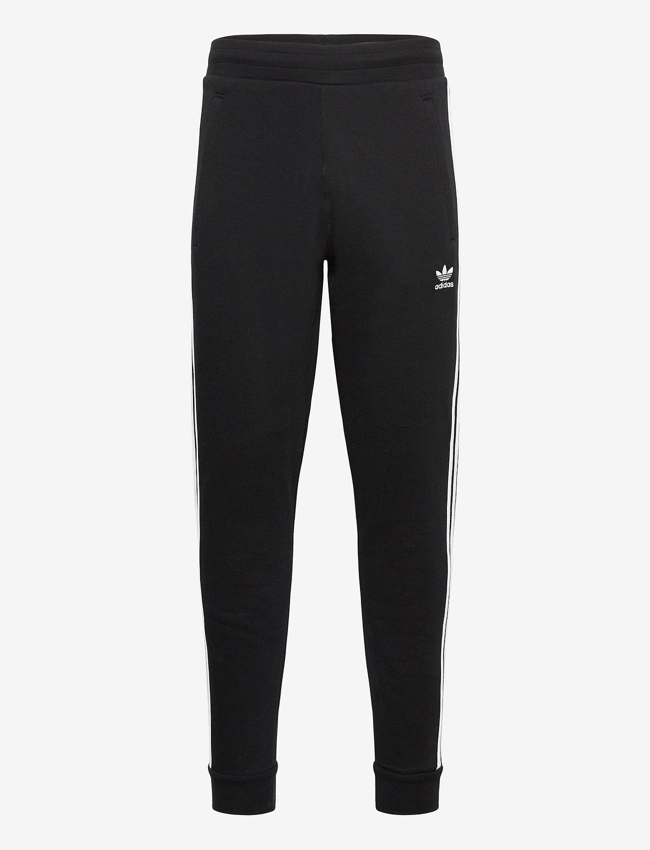 adidas Originals - Adicolor Classics 3-Stripes Pants - bukser - black - 1