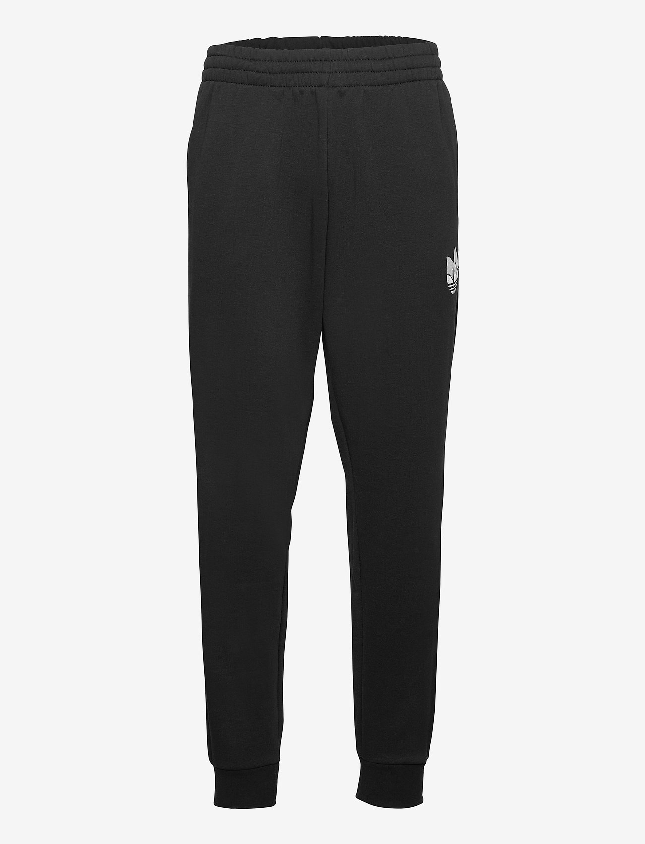 adidas Originals - Adicolor 3D Trefoil Graphic Sweat Pants - bukser - black - 1