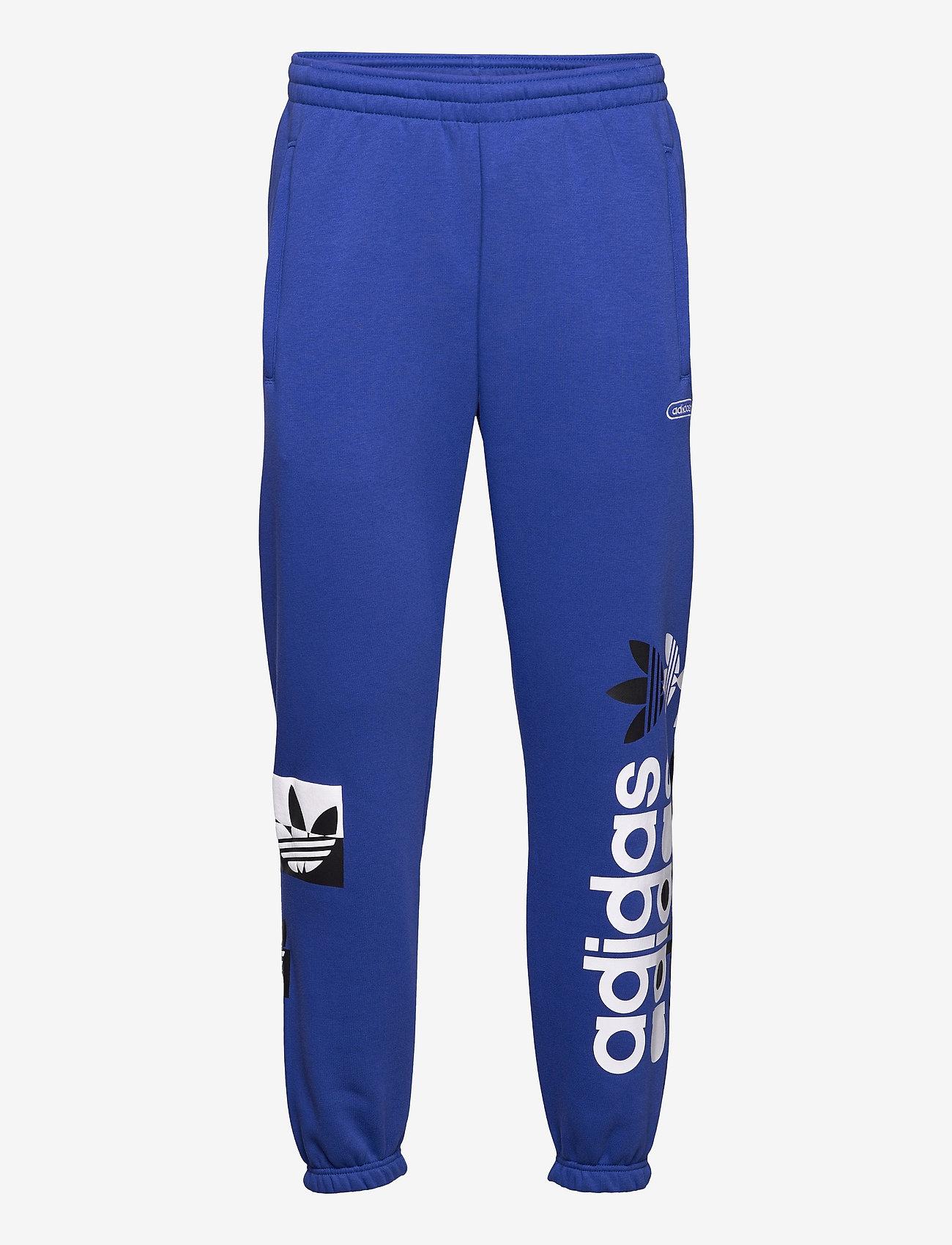 adidas Originals - Forum Sweat Pants - treenihousut - royblu - 1