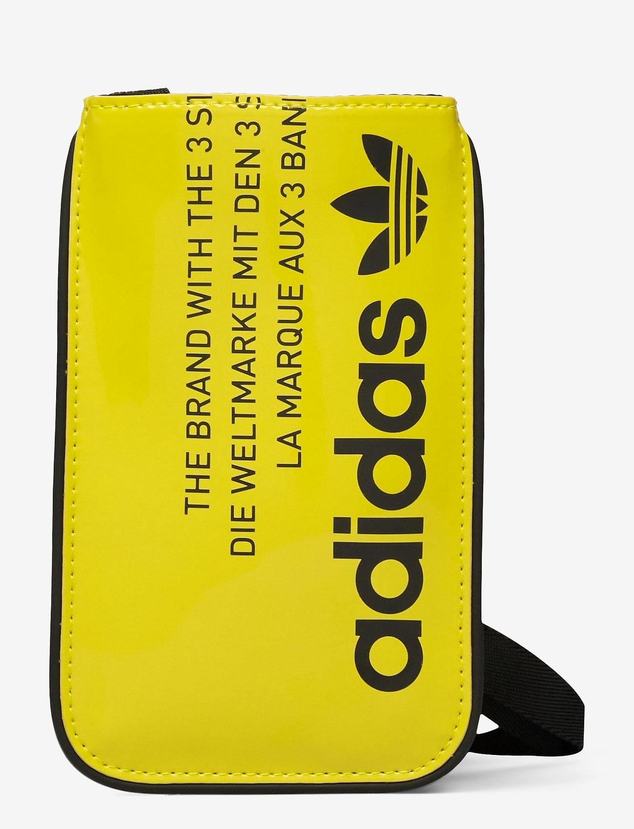 adidas Originals - POUCH - olkalaukut - yellow - 0