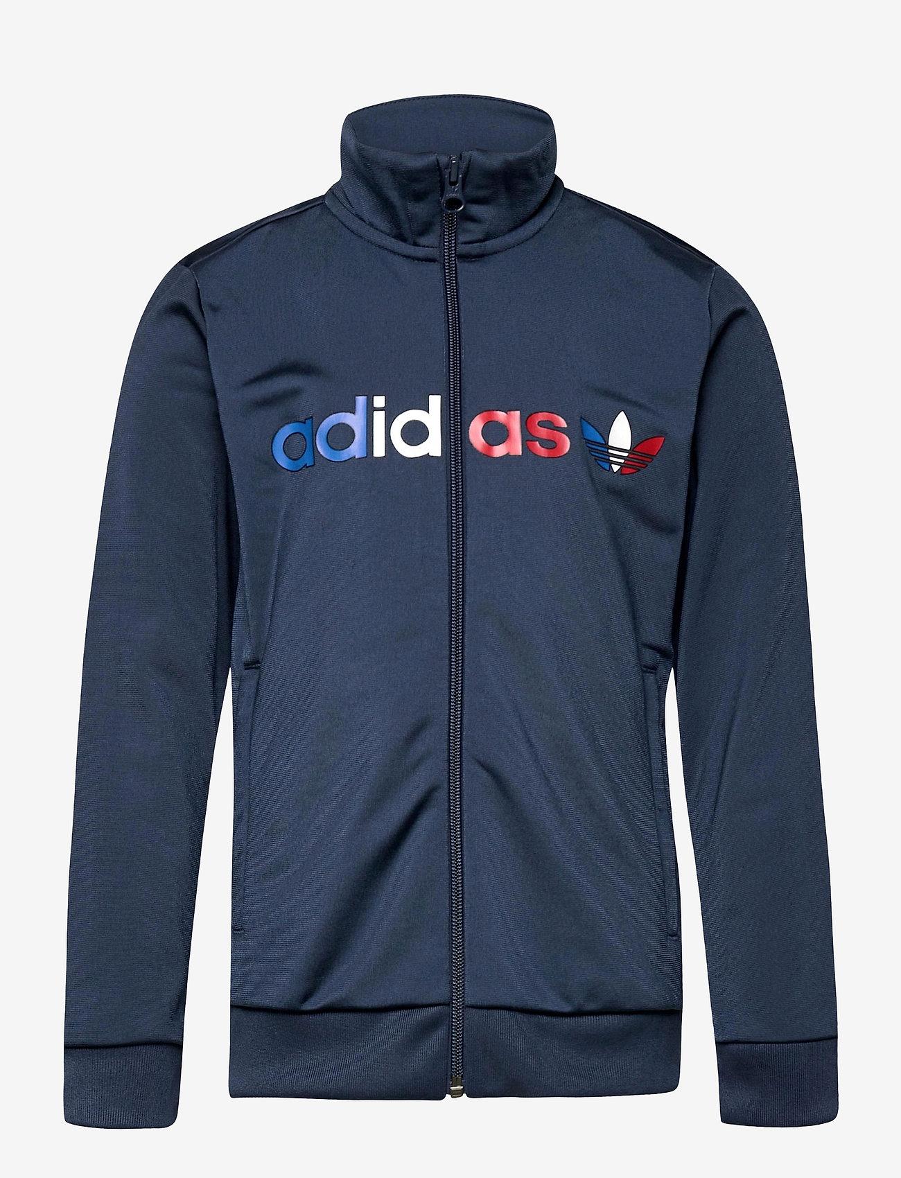 adidas Originals - Adicolor Track Jacket - sweatshirts - crenav - 0