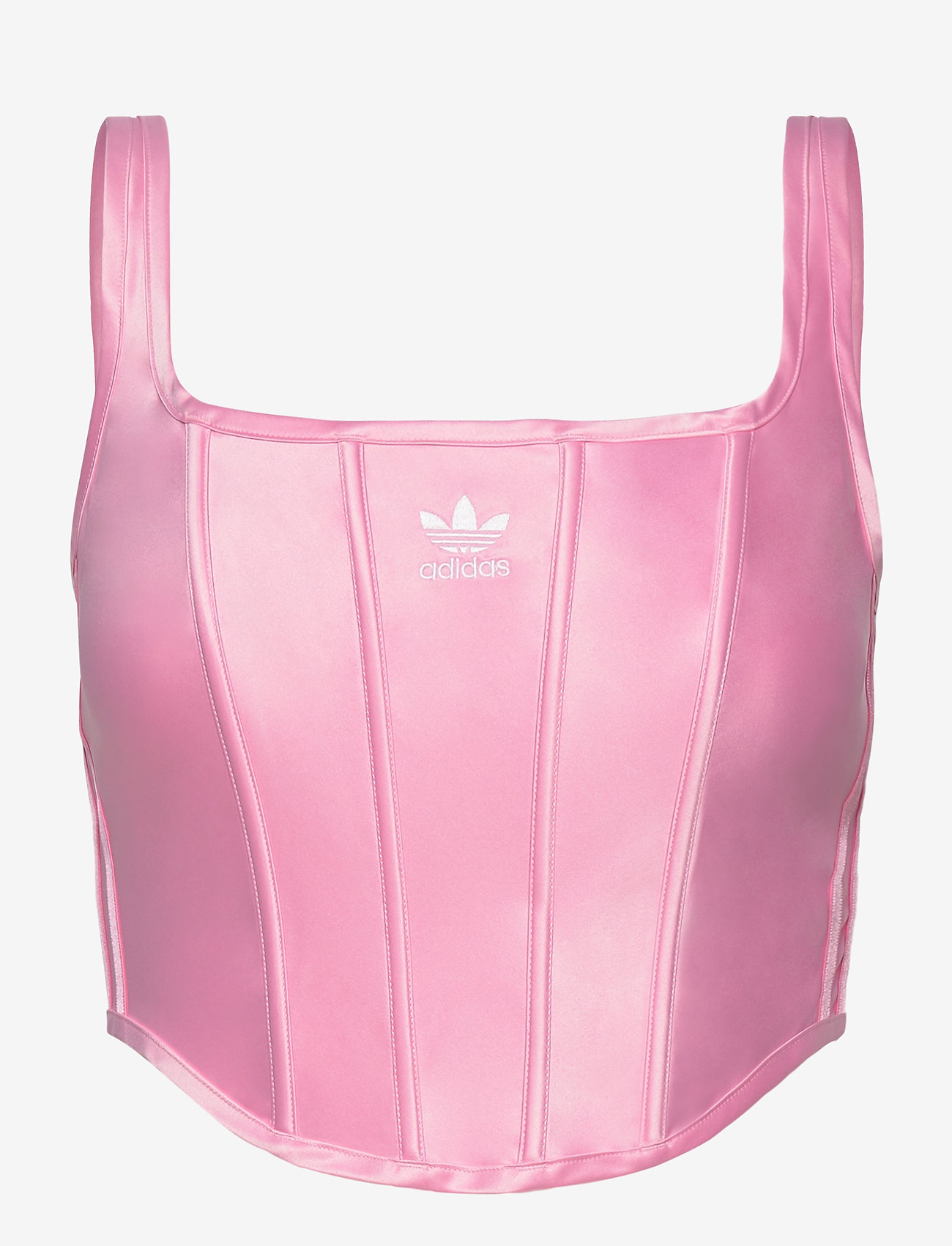 adidas Originals - Corset W - crop tops - ltpink - 1