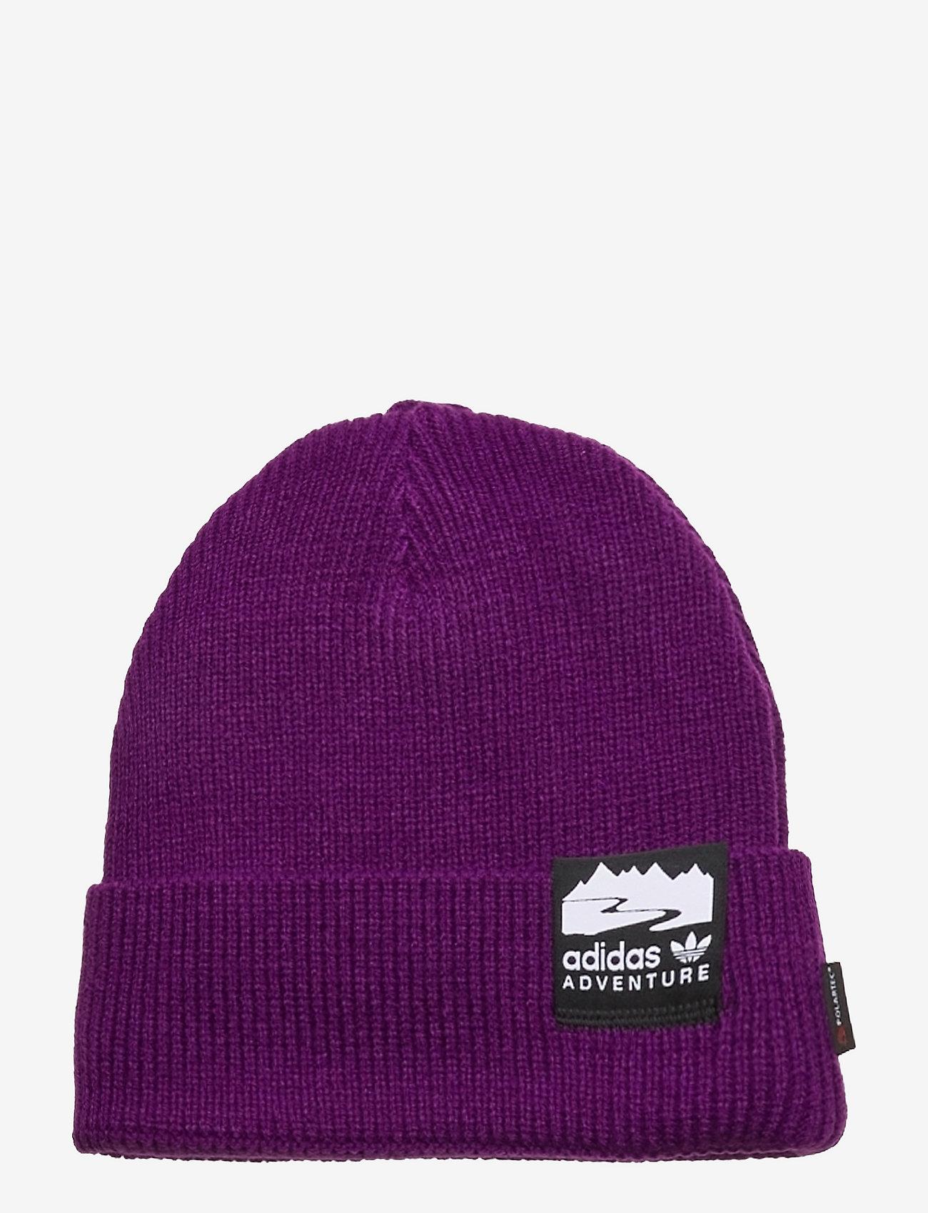 adidas Originals - Adventure Beanie - bonnet - gloprp - 0