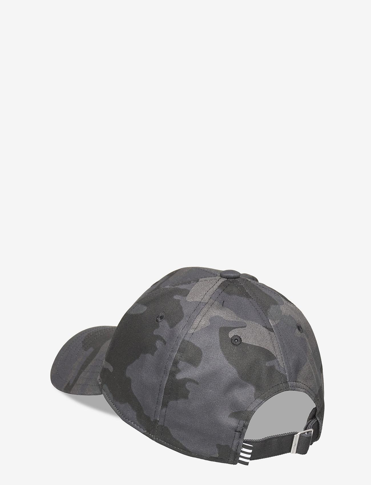 adidas Originals - Camo Baseball Cap - kasketter - gresix/black/legink/c - 1