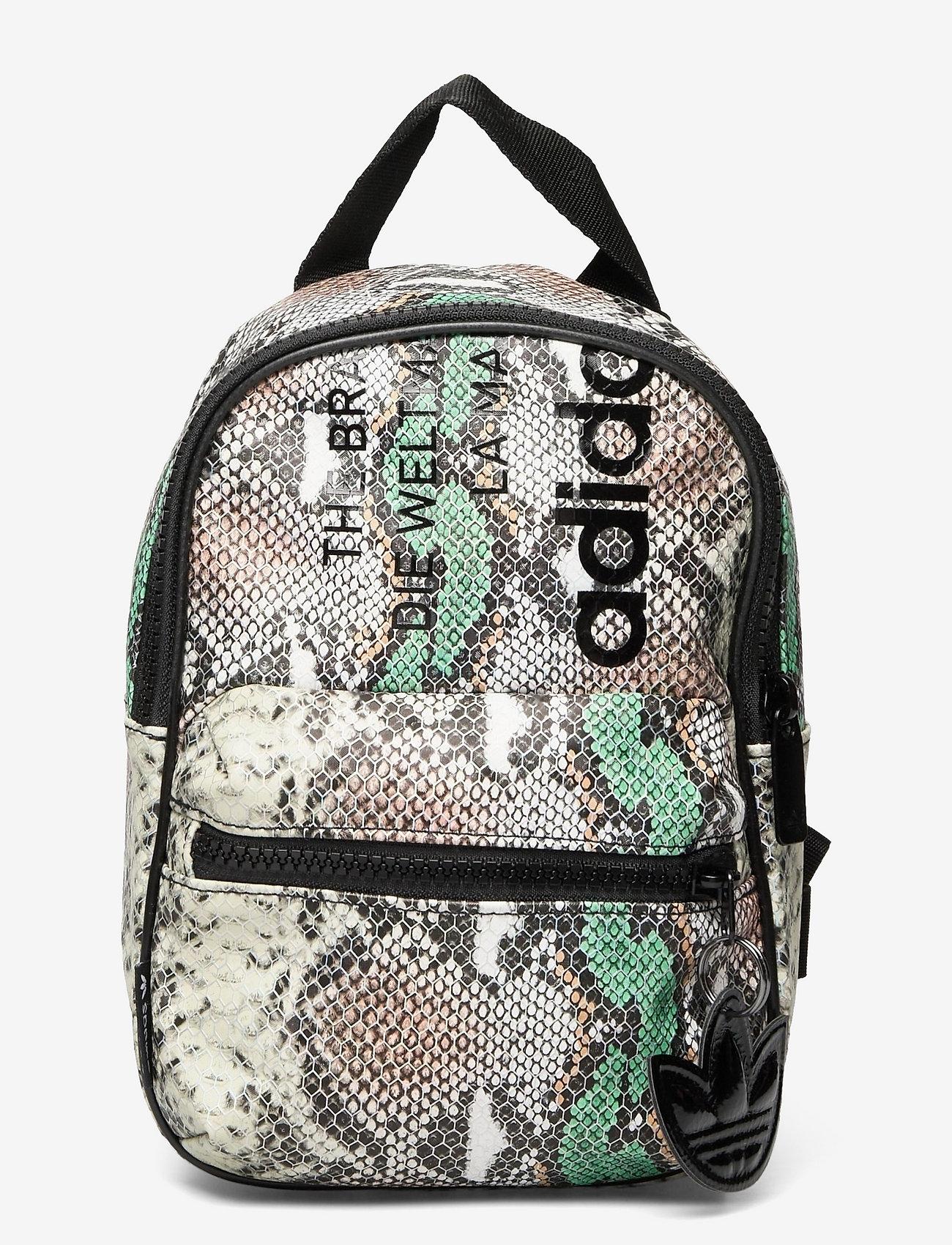 adidas Originals - Mini Backpack W - träningsväskor - multco - 0