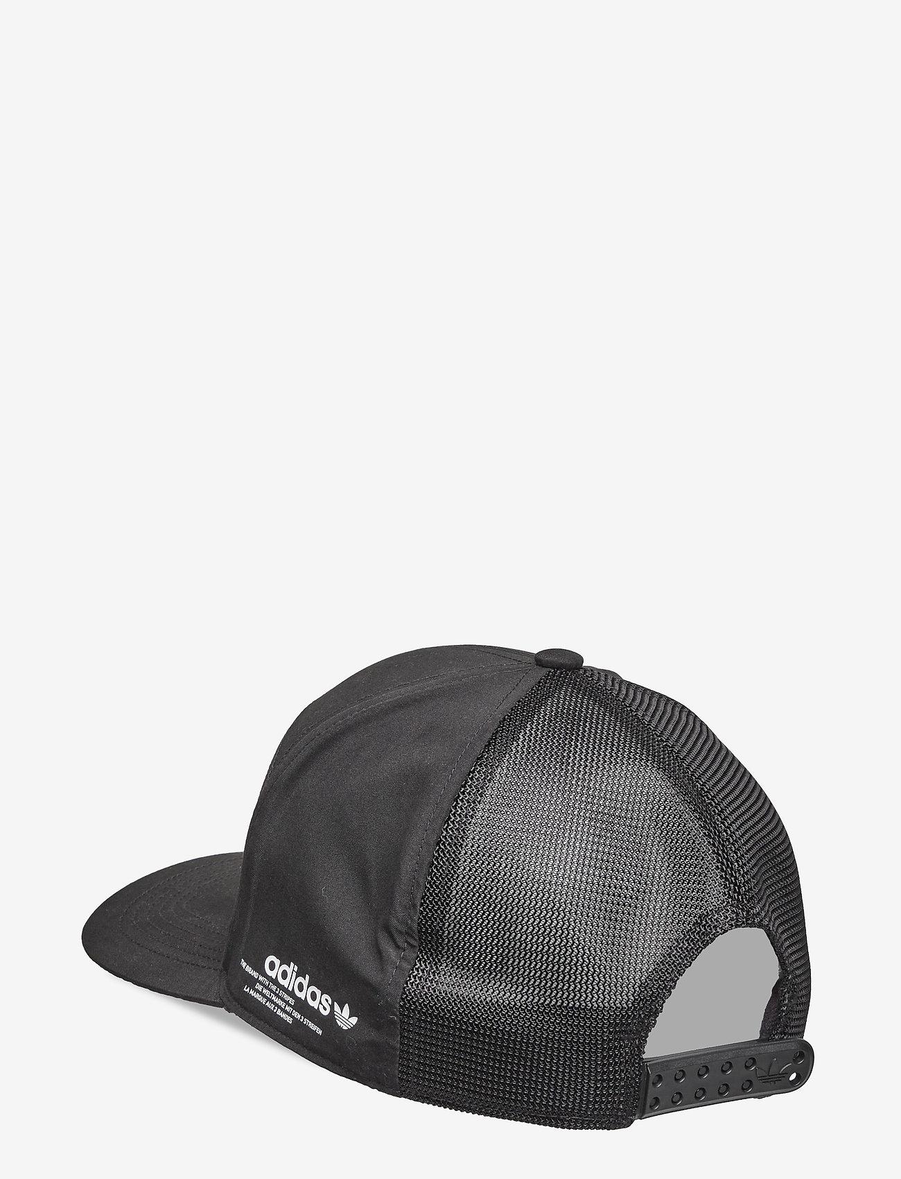 adidas Originals - Adicolor Snapback Cap - kasketter - black - 1