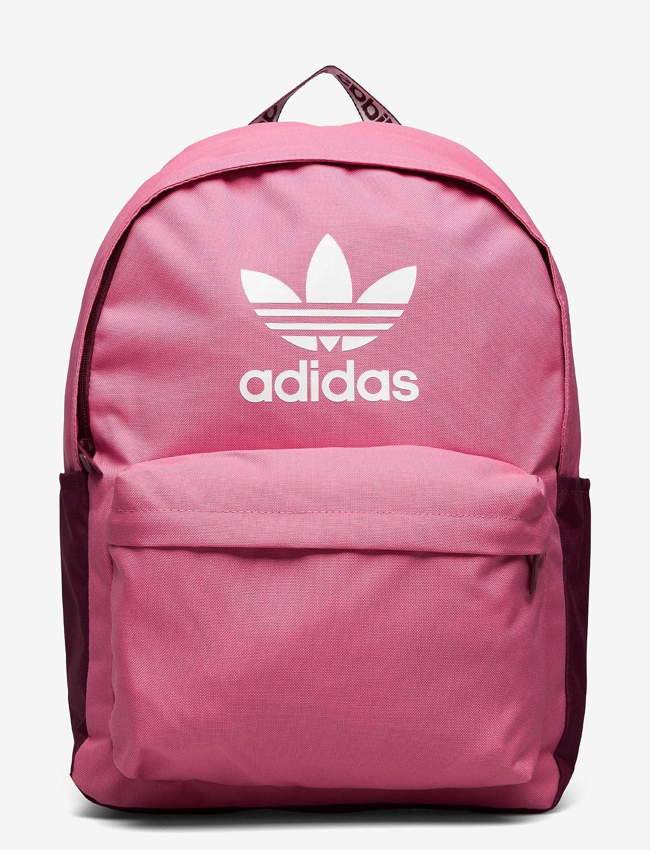 adidas Originals - Adicolor Backpack - nyheter - roston/viccri/white - 1