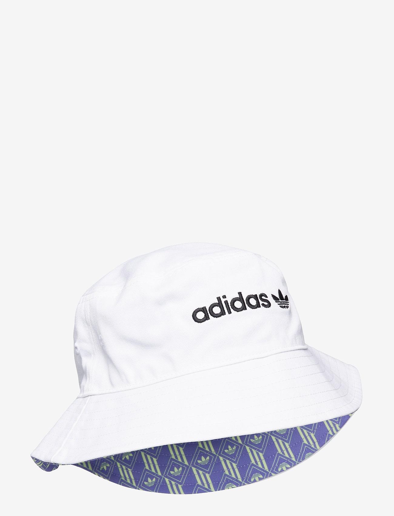 adidas Originals - BUCKET HAT - bucket hats - white/multco - 0