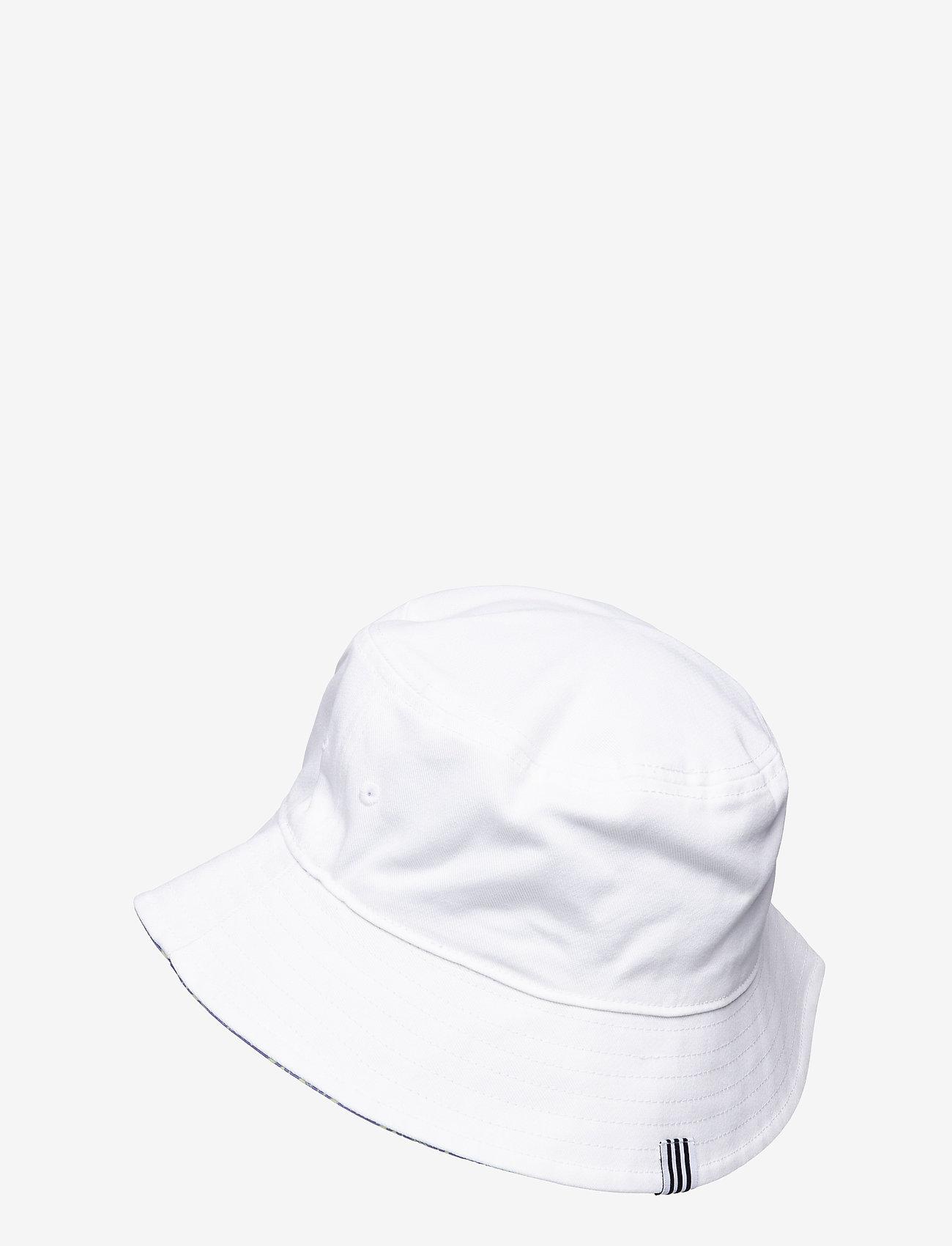 adidas Originals - BUCKET HAT - bucket hats - white/multco - 1