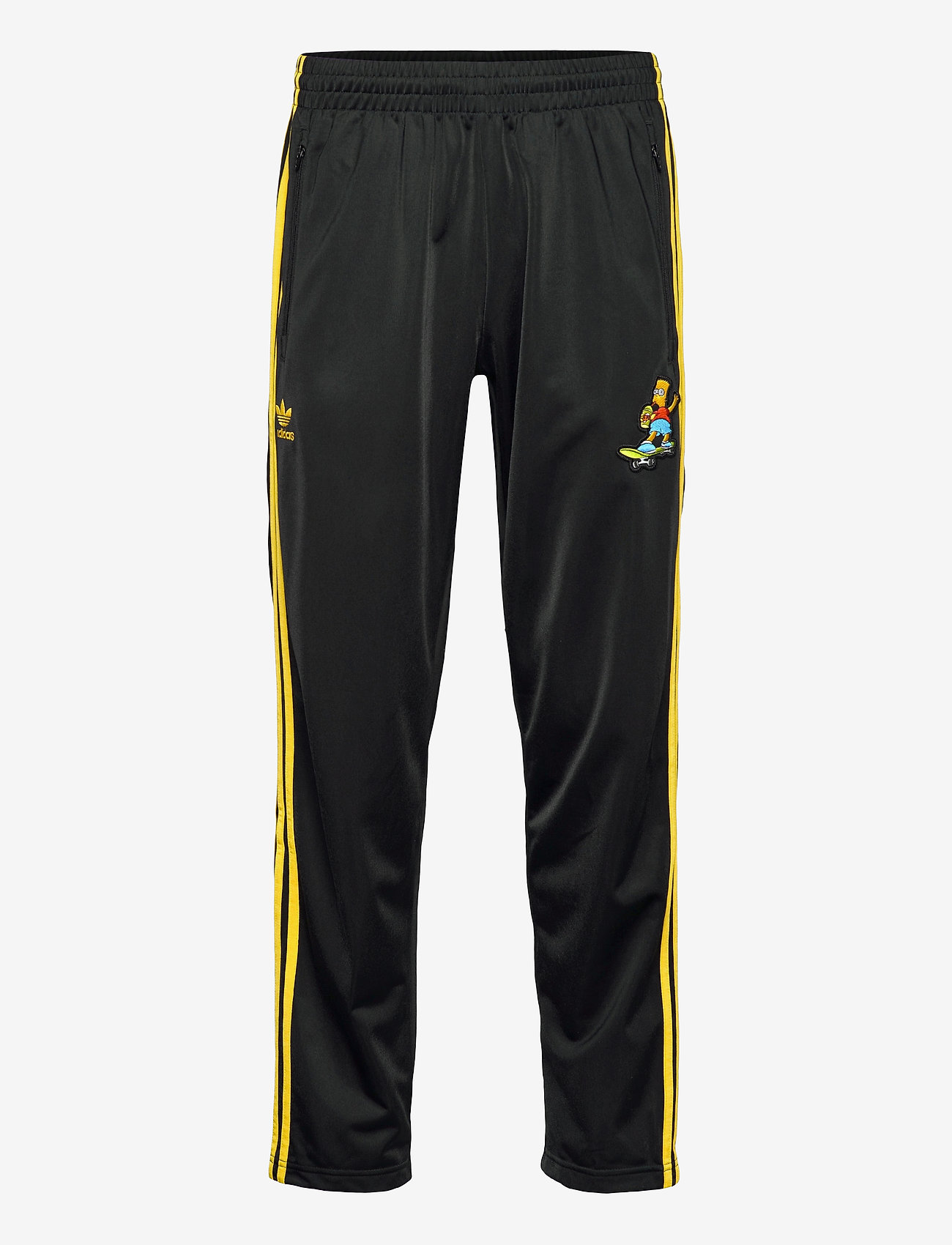 adidas Originals - Simpsons Firebird Track Pants - treenihousut - black - 1