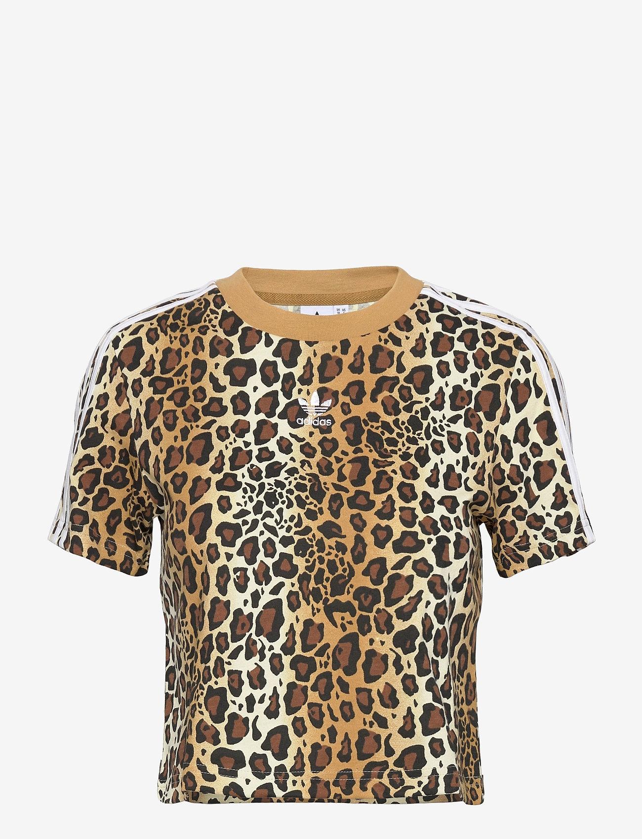 adidas Originals - Cropped T-Shirt W - crop tops - multco/mesa - 1