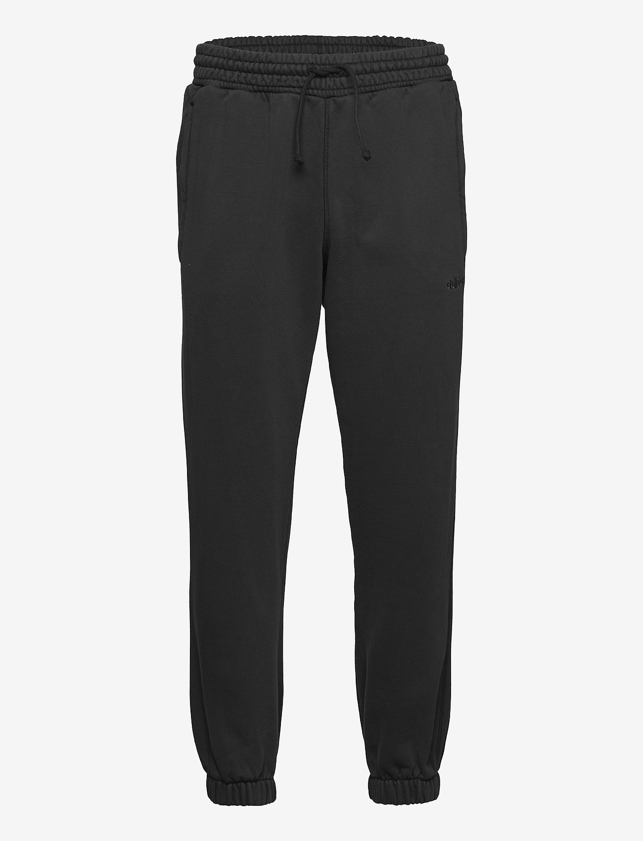 adidas Originals - Dyed Pants - treenihousut - black - 1