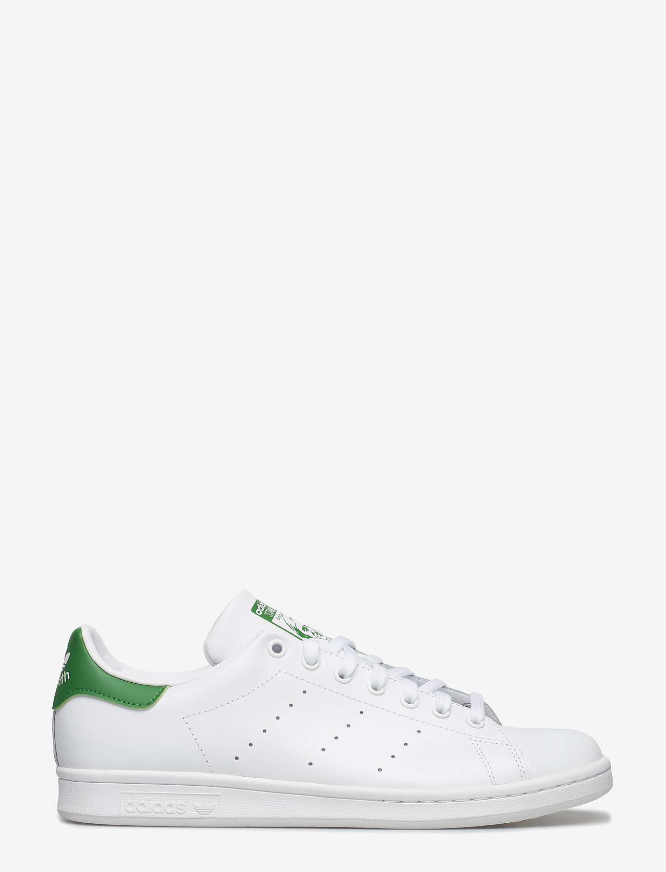 adidas Originals - STAN SMITH - lav ankel - ftwwht/cwhite/green - 1