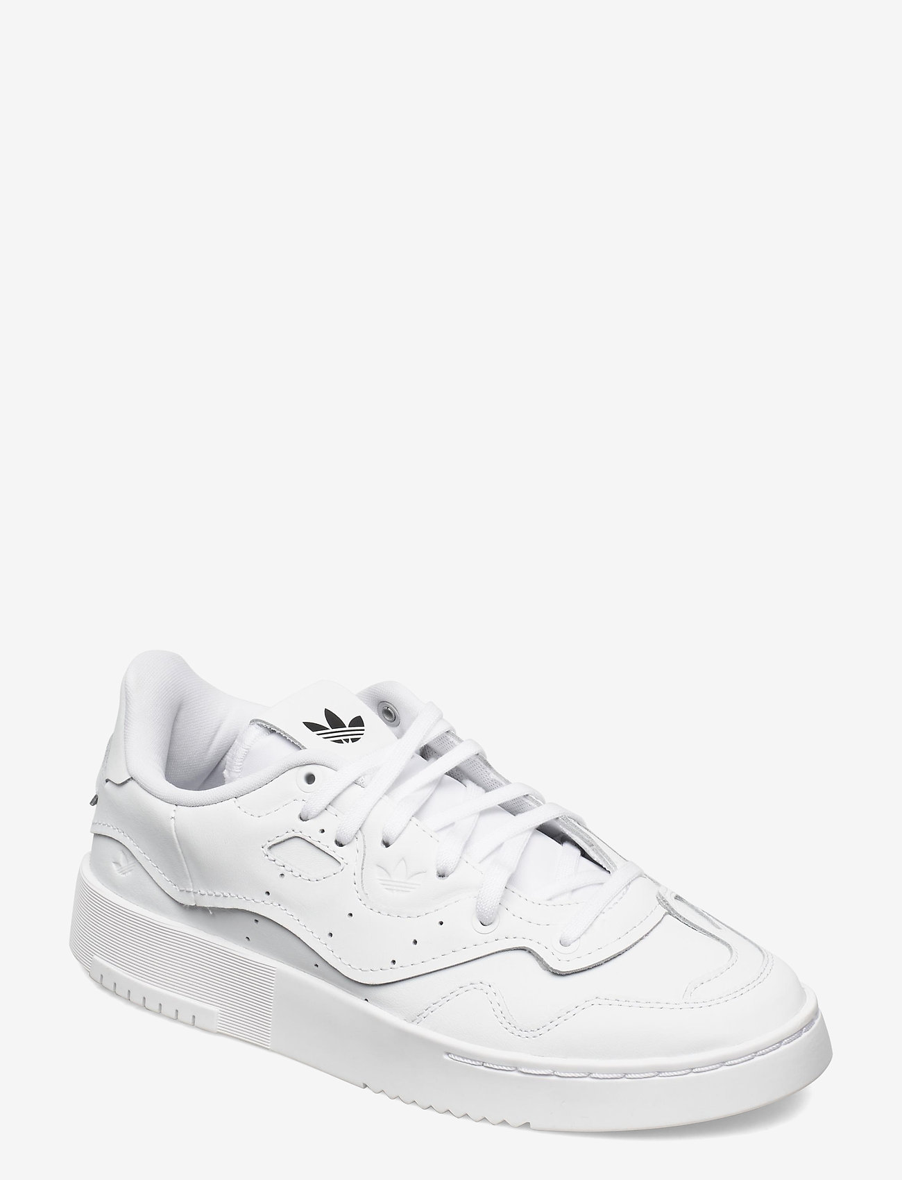 adidas Originals - SUPERCOURT STYLE W - sneakers - ftwwht/ftwwht/cblack - 0