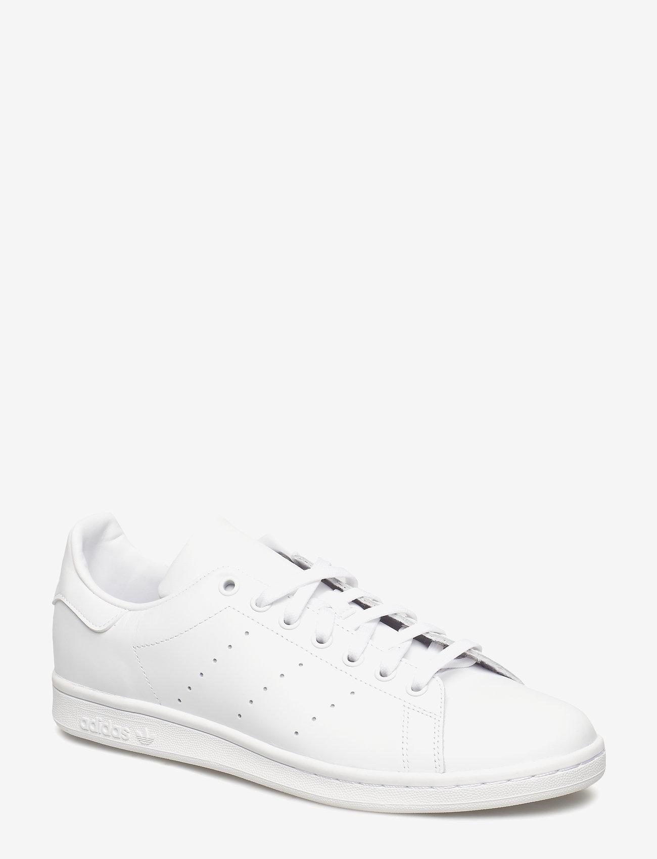 adidas Originals - STAN SMITH - lav ankel - ftwwht/ftwwht/ftwwht - 0
