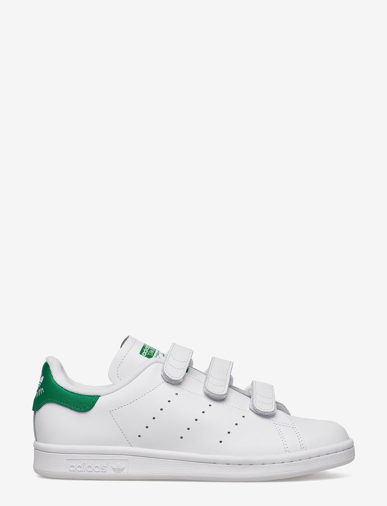 adidas Originals - STAN SMITH CF - lav ankel - ftwwht/ftwwht/green - 1