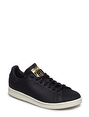 Stan Smith Premium - CBLACK/CBLACK/GOLDMT