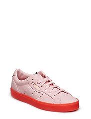adidas SLEEK W - DIVA/DIVA/RED