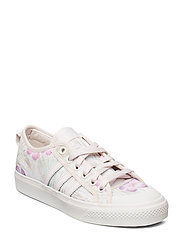 Nizza W Låga Sneakers Rosa ADIDAS ORIGINALS