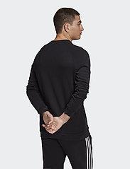adidas Originals - TREFOIL CREW - overdeler - black - 3