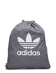 GYMSACK CASUAL - BLACK/WHITE