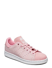 STAN SMITH J - LTPINK/LTPINK/FTWWHT