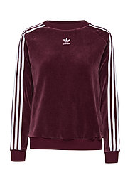 TRF CREW SWEAT - MAROON