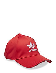 CAP - RED/WHITE