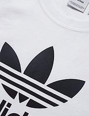 adidas Originals - TREFOIL TANK - treenitopit - white - 2