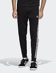 adidas Originals - 3-STRIPES PANT - pants - black - 0