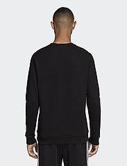 adidas Originals - ESSENTIAL CREW - overdeler - black - 4