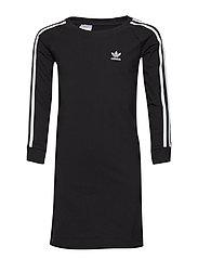 3STRIPES DRESS - BLACK/WHITE