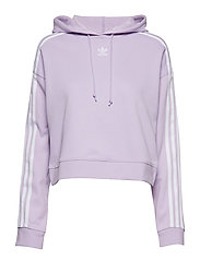 CROPPED HOODIE - PURGLO