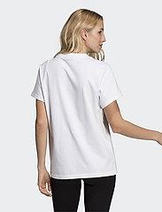 adidas Originals - BOYFRIEND TEE - logo t-shirts - white - 4