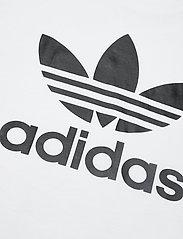 adidas Originals - BOYFRIEND TEE - logo t-shirts - white - 5