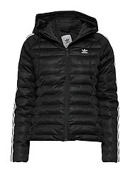Shop den adidas Originals 3 Stripes Slim Jacke Damen in