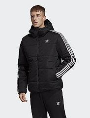 adidas Originals - JACKET PADD M - insulated jackets - black - 0