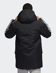 adidas Originals - PARKA PADDE - kurtki puchowe - black - 6