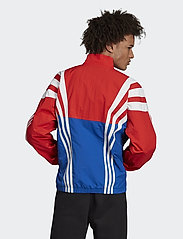 adidas Originals - BLNT 96 TT - athleisure jackets - croyal/red - 4