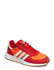 Marathon Tech Lave Sneakers Rød ADIDAS ORIGINALS