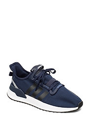 adidas Originals U_PATH RUN - CONAVY/CBLACK/FTWWHT