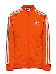 SUPERSTAR TOP - ORANGE/WHITE