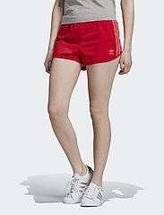 adidas Originals - 3 STR SHORT - training shorts - scarle - 0