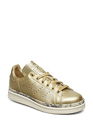 STAN SMITH NEW BOLD W - GOLDMT/GOLDMT/OWHITE