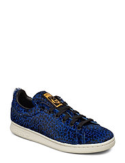 STAN SMITH W - CBLACK/CBLACK/CPURPL
