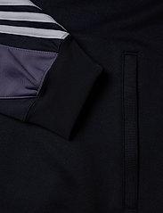 adidas Originals - 3STRIPE WRAP TT - track jackets - legink/white - 7
