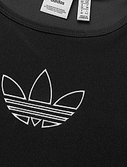 adidas Originals - TANK - sporttoppar - black - 4