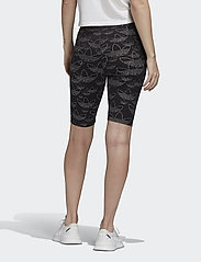 adidas Originals - AOP SHORT TIGHT - spodenki treningowe - black - 3