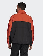 adidas Originals - D TT - athleisure jackets - black/gloamb - 6